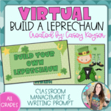 Build Your Own Leprechaun - Class Reward system or Decorat