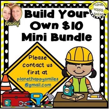 Build Your Own Mini Bundle