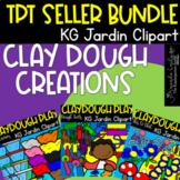 Build Your Own Dough Image | Scribble Clips Clip Art