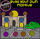 Build Your Own- Mosque  (scribble clips)
