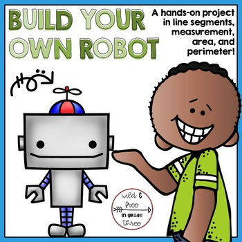 Build Your Own Robot Hands-On Measurement and Line Segment
