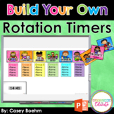 Build Your Own Rotation Timers- PowerPoint