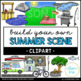 Build Your Own Seasons Clip Art Bundle