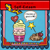 Build Your Own Self-Esteem Cupcake