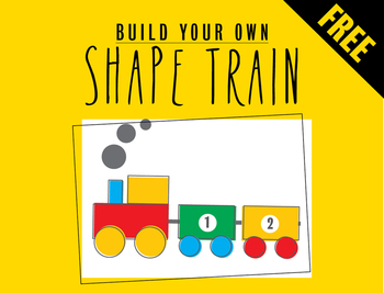 Build Your Own Shape Train