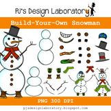 Build Your Own Snowman Freebie!