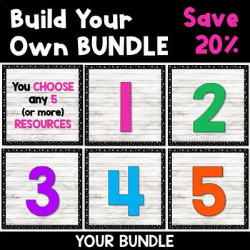 Build Your Own Unique Bundle