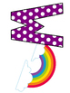 Build Your Rainbow- Positive Classroom Behavior