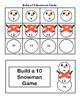 Build a 10 Snowman Game