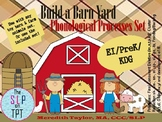 Build a Barn Yard: Phonological Processes Set