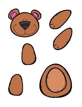 Create a Bear File Folder Game