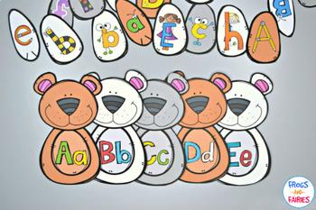 Build a Bear Letter Match