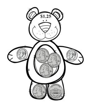 Build a Bear Money Game
