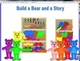 Build a Bear and a Story Writing Center Flipchart Common Core 1st Grade