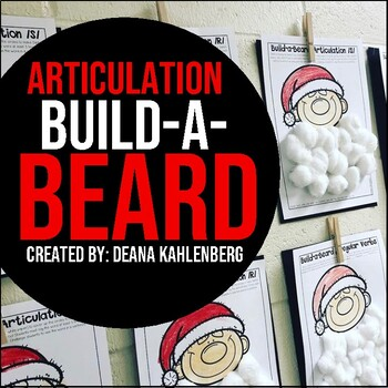 Build-a-Beard {Articulation}