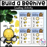 Build a Beehive Counting Activity