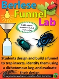 Build a Berlese Funnel: Engineering to Collect Soil Organisms: NGSS & STEM