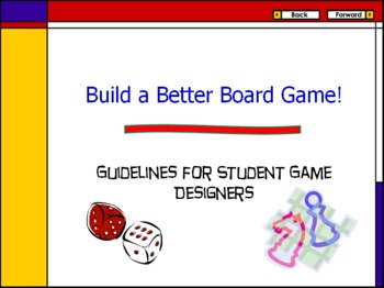 Build a Better Board Game