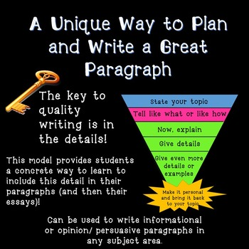 Build a Better Paragraph: Write more detailed paragraphs with PowerPoint Lessons