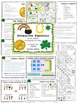 Build a Better Reader! Literacy Sub-Skills Practice (St. Patrick's Day Theme)