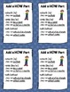 Build a Better Sentence! Cards for Upper Elementary & Middle {Common Core}