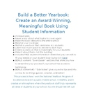 Build a Better Yearbook: Create an Award-Winning Book Usin