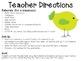Build a Bird Beak: Engineering Challenge Project ~ Great STEM Activity!