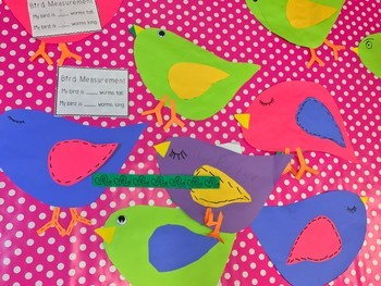 Build a Bird Craft Activity