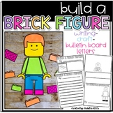 Create a Character: Build a Brick Figure! A Writing and Craft Activity