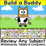 Review Game for Any Subject - Fun Test Prep & End of the Year Activity