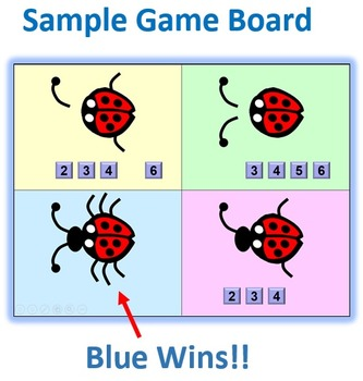 Build a Bug (PowerPoint Game)