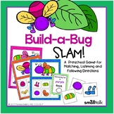 Build-a-Bug Slam!  A Game for Listening and Following Directions