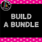 Build a Bundle!