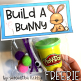 Build a Bunny - Free Label