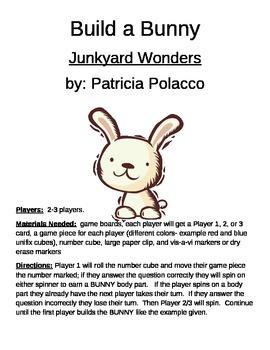 Build a Bunny Junkyard Wonders by Patricia Polacco