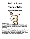 Build a Bunny Thunder Cake by Patricia Polacco