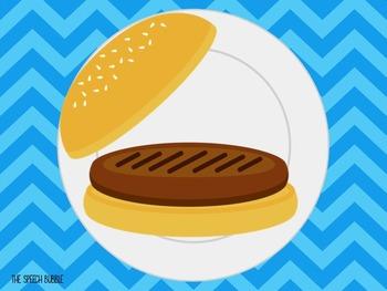 Build - a - Burger Articulation