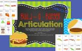 Build - a - Burger Articulation