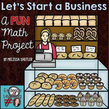 Build a Business Math Project with Volume