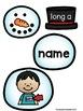 Build a CVCe Snowman! Literacy Center