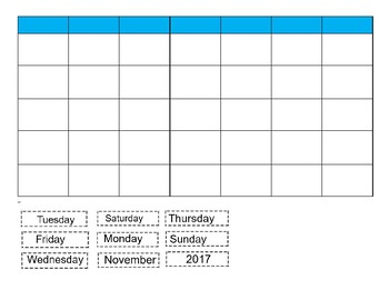 Calendar Activity