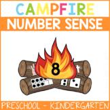 Build a Campfire Number Sense Activity