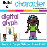 Build a Character Digital Glyph Activity
