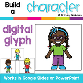 Build a Character Digital Glyph Activity