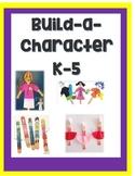 Build a Character English Language Arts ELEMENTARY