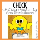 Spring Writing Craft: A Writing Conventions Assessment