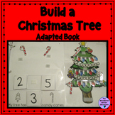 Build a Christmas Tree Adapted Book for Autism and Special Education