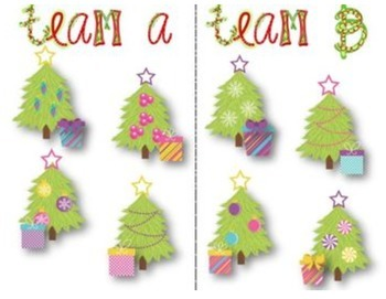 Build a Christmas Tree Melodic Game {Do}