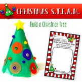 Build a Christmas Tree - STEAM STEM