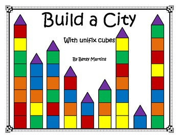 Numbers to 10 - Build a City
